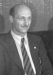 Friedrich Vogt gehörte über mehrere Jahrzehnte zu unseren stärksten Spielern ...